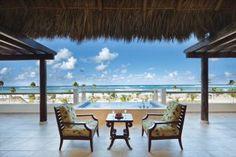 Hard Rock Hotel and Casino Punta Cana...where I will be for my bro's wedding in November!! :)