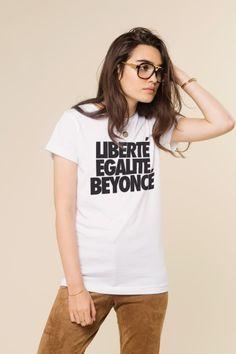 |Liberté Egalité Beyonce|  Rad.com