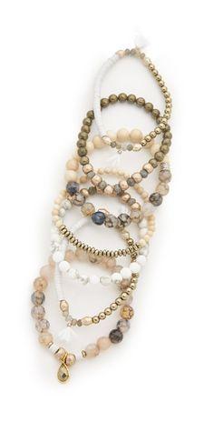 Lacey Ryan St. Tropez Bracelet Set | SHOPBOP