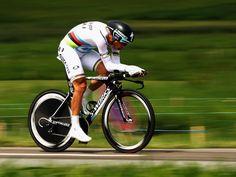World time trial champion Tony Martin