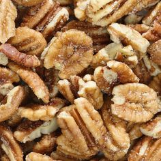 An easy Sea Salt-Roasted Pecans recipe - Side dishes - Roasted Salted Pecans Recipe, Roasted Walnuts, Appetizer Recipes, Snack Recipes, Cooking Recipes, Appetizers, Yummy Recipes, Keto Recipes, Recipies