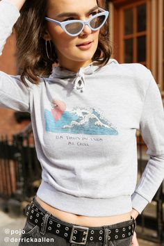 Future State Island Hoodie Sweatshirt | Urban Outfitters