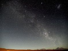 Milky Way Atacama Large Millimeter/submillimeter Array Night Photography, Milky Way, Night Skies, Multimedia, Northern Lights, Scenery, To Go, Stars, Gallery