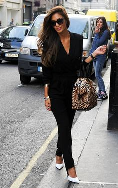 Celebrity Classic Chic Outfits On Pinterest Miranda Kerr Olivia Palermo And Celebrity Street