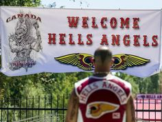 """Hells Angels members from across the country are in town this weekend for their """"Canada Run,"""" an annual convention of sorts. (Yes, bikers have conventions.) With as many as 1,000 people…"""
