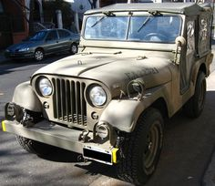 Jeep Willys M38A1.  http://www.arcar.org/jeep-willys-m38a1-61097