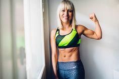Päivän lihaskunto kotona: peppua ja vatsaa - Tickle Your Fancy | Lily.fi
