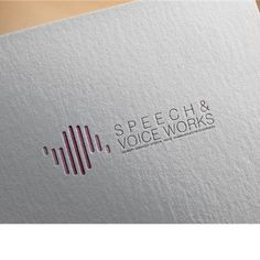 Create an exciting logo for a speech therapy private practice by DesignViet