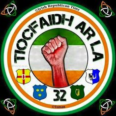 FREEDOM FOR IRELAND.UNREPENTANT,UNBROKEN AND UNBOWED