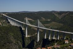 The Corgo River Valley Viaduct | LCW Consult, SA | Vila Real, Portugal
