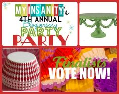 This week (Feb 13), vote for your favorite party of these 10 amazing finalists!