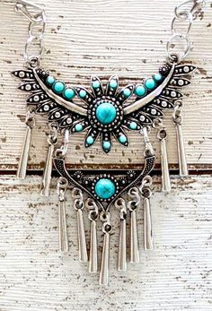 Boho necklace, boho jewelry,  hippie jewelry,  ethnic jewelry,  bohemian style accessories,  colorful jewelry,  colorful hippie necklace  Indie Pouch