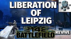 BATTLEFIELD 2142 REVIVE - Liberation Of Leipzig Multiplayer Gameplay PC.