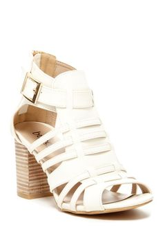 Alzina Cutout Sandal by Bucco on @HauteLook