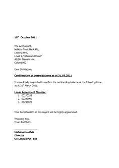 Bank letter of confirmation bank letter of confirmation image result for request for debtor balance confirmation letter spiritdancerdesigns Images