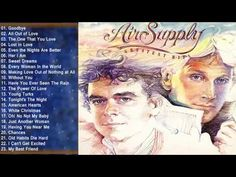 Best of Air Supply Playlist - Air Supply Greatest Hits FULL ALBUM - YouTube