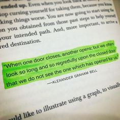 It's time to leave that door closed and move on. out of page 24 from Snap Quotes, True Quotes, Words Quotes, Motivational Quotes, Book Qoutes, Smile Quotes, Happy Quotes, Quotes Quotes, Saving Quotes