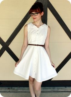 Colette Hawthorn Dress by Shona Stitches | Project | Sewing / Dresses | Kollabora