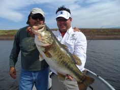 Lake Baccarac Bass Fishing Report  Date:  December 8th The last ten days on Lake Baccarac have been nothing short of phenomenal. Rafael Soto and his friends the first ½ day fishing, all broke their personal best with bass over 11 pounds on topwater. Tino Gamueda from Lubbock, Texas caught a 12.6 largemouth on topwater. He described it as the best fishing he had ever had in his life. Rick Zugschwerdt group on their 15th trip to the lodge, are on pace to catch 20 bass over the 10 pound mark