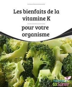 Les bienfaits de la vitamine K pour votre organisme Connaissez-vous réellement tous les bienfaits de la vitamine K ? Cette précieuse vitamine renferme bien des secrets !