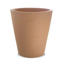 Pot Cycas Lisse Terre Naturelle, poterie ravel