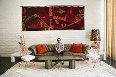 The Parker Hotel Jonathan Adler lounge