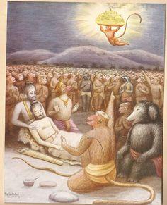 Hanuman Ji Wallpapers, Shri Hanuman, Krishna, Lord Rama Images, Hanuman Images, Hindu Rituals, Hindu Deities, Hinduism, Lord Shiva Painting