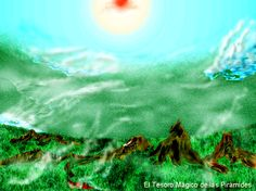 Horizontes curvos en el Interior Terrestre