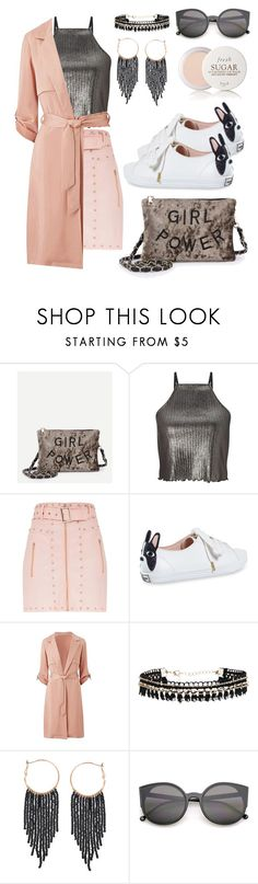 """""""Fresh Sugar"""" by yanafancy on Polyvore featuring Miss Selfridge, Kate Spade, Humble Chic and Fresh"""