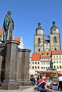 Wittenberg, Germany - Martin Lutherstadt