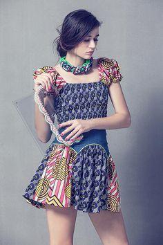 #crochet edged clear purse from celiab fashion