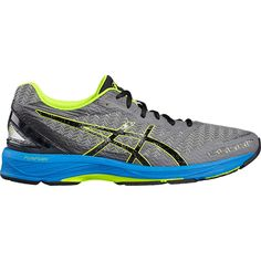 Asics Gel-DS Trainer 22 (SS17)   Racing Running Shoes  #CyclingBargains #DealFinder #Bike #BikeBargains #Fitness Visit our web site to find the best Cycling Bargains from over 450,000 searchable products from all the top Stores, we are also on Facebook, Twitter & have an App on the Google Android, Apple & Amazon PlayStores.