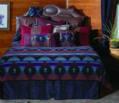 Painted Desert Bedspread