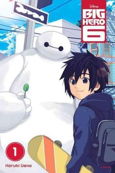 When Hiro's kindhearted brother, Tadashi, vanishes through a portal to save him, the boy genius is devastated. But his big brother left something to help Hiro cope with his loss--a personal health-car