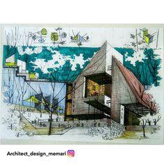 Consulta esta foto de Instagram de @architect_design_memari • 1,131 Me gusta