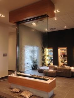 50 Amazing Indoor Wall Waterfall Designs Ideas for Your House ...
