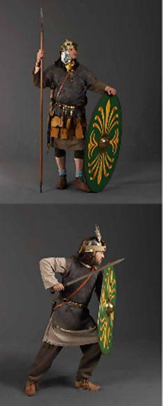 Roman auxiliary units