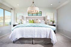 Overlook Plan 2 Master Bedroom | Pardee Homes
