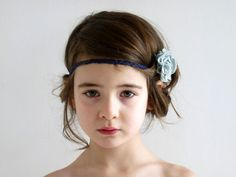 Jolie coiffure pour petite fille