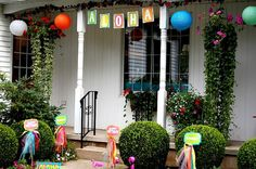 Luau - Click image to find more DIY & Crafts Pinterest pins