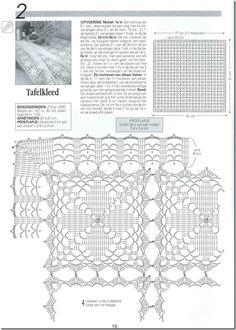toalha de mesa croche com grafico-101