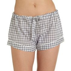 Checks Girl Boxers, Boxer Love, Steven Alan, Pajama Shorts, Gingham, What To Wear, Casual Shorts, Pajamas, My Style