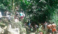 Siete muertos y 13 heridos tras caída de puente colgante en Colombia - http://www.notimundo.com.mx/mundo/siete-muertos-caida-puente-colombia/