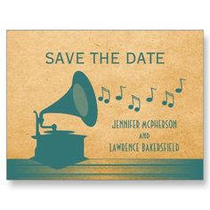 Find customizable Vintage invitations & announcements of all sizes. Pick your favorite invitation design from our amazing selection. Jazz Theme Wedding, Music Wedding Invitations, Great Gatsby Theme, Vintage Invitations, Wedding Themes, Our Wedding, Speakeasy Wedding, Themed Weddings, Wedding Ideas