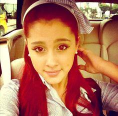 Ariana Grande 3 by diavil on DeviantArt Ariana Grande Cat, Cat Valentine Victorious, Alternative Hair, Jason Derulo, Big Sean, Dangerous Woman, Celebrity Dads, Celebs, Celebrities