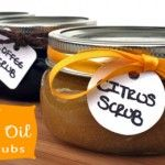 DIY Easy Coconut Oil Sugar Scrub Recipes
