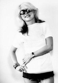 Debbie Harry photographed by Edie Steiner,1978.