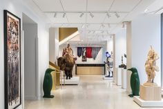 Entering the 21c Museum Hotel Chicago, it's clear that the front desk plays second fiddle to the life-size sculpture of a bison and other works that extend through the expanded common areas of the building, open to the public as a museum.