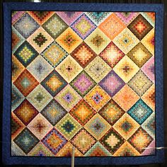 Quilts on Display at Quilt Market 2011 Houston, Texas (6)