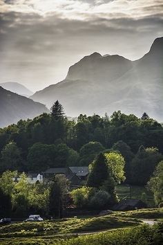 Little Langdale, Lake District
